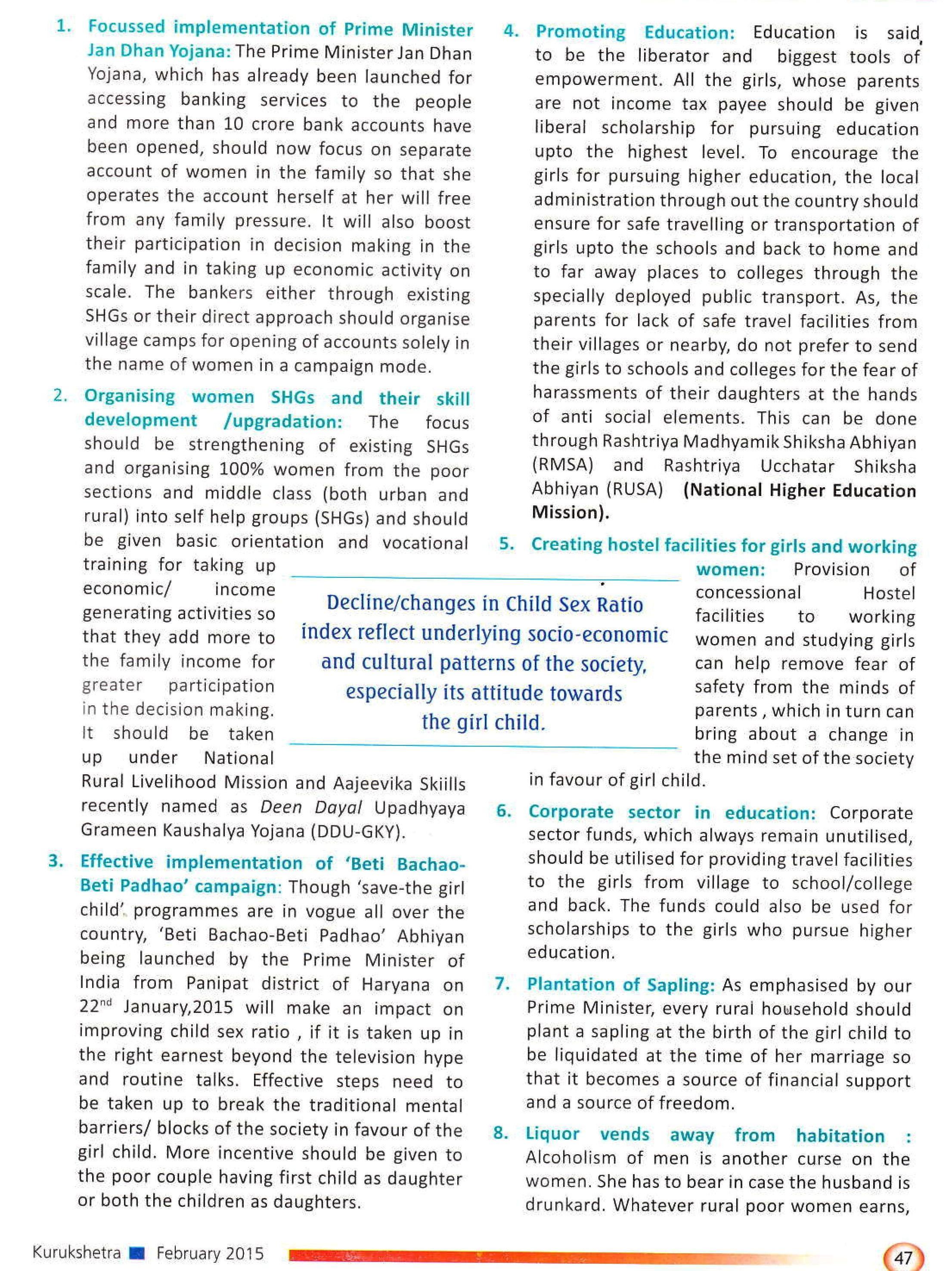 An Essay on Beti Bachao Beti Padhao for Students, Kids and