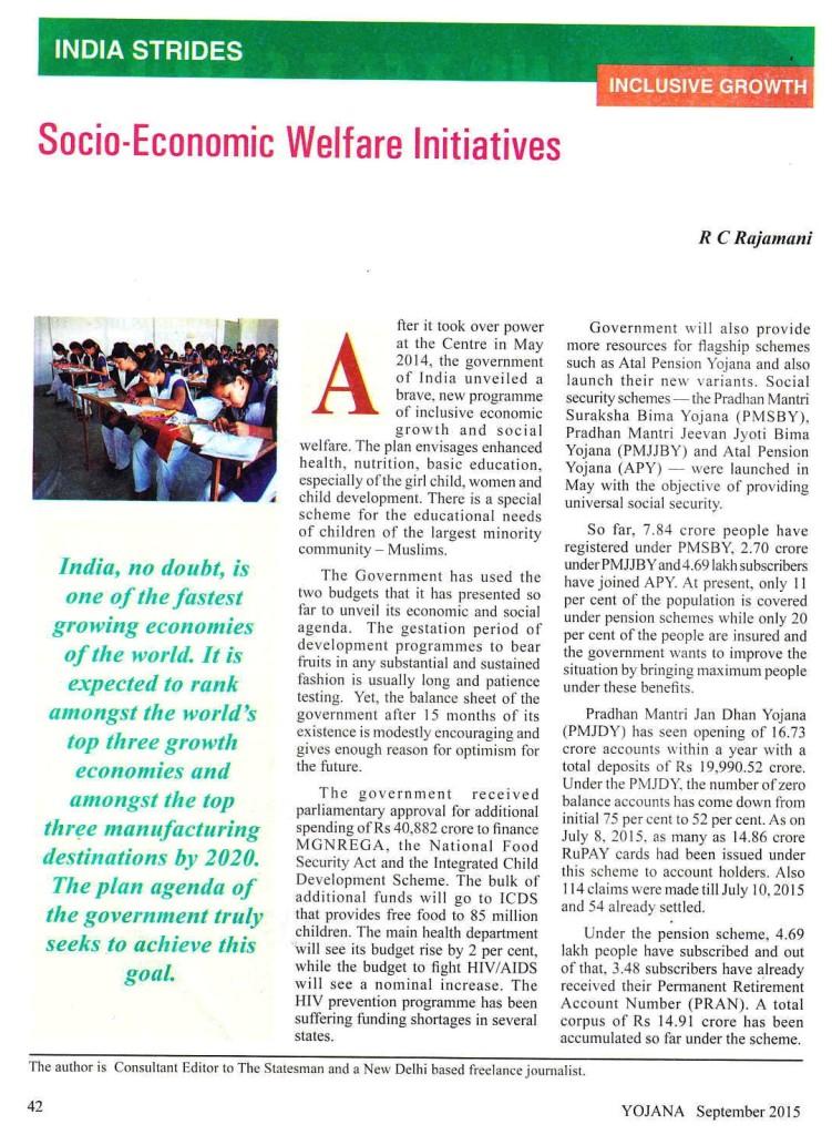 Economic study material for ias
