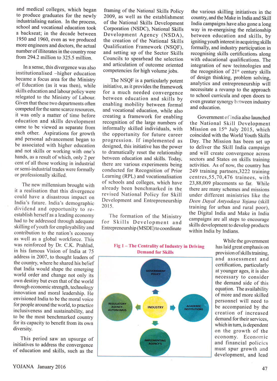 vocationalisation of education essay